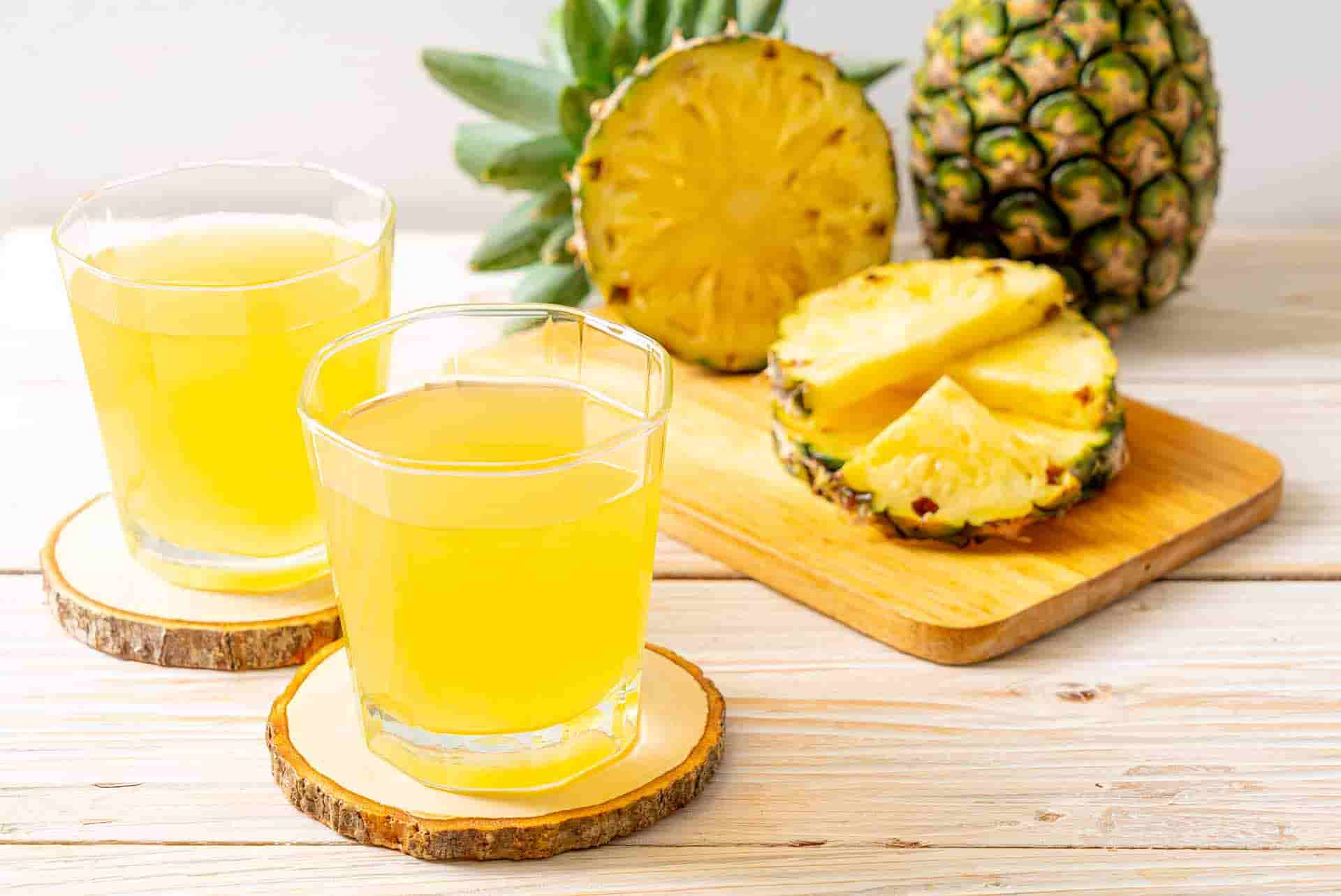 Ananas Suyunun 10 Süper Faydası