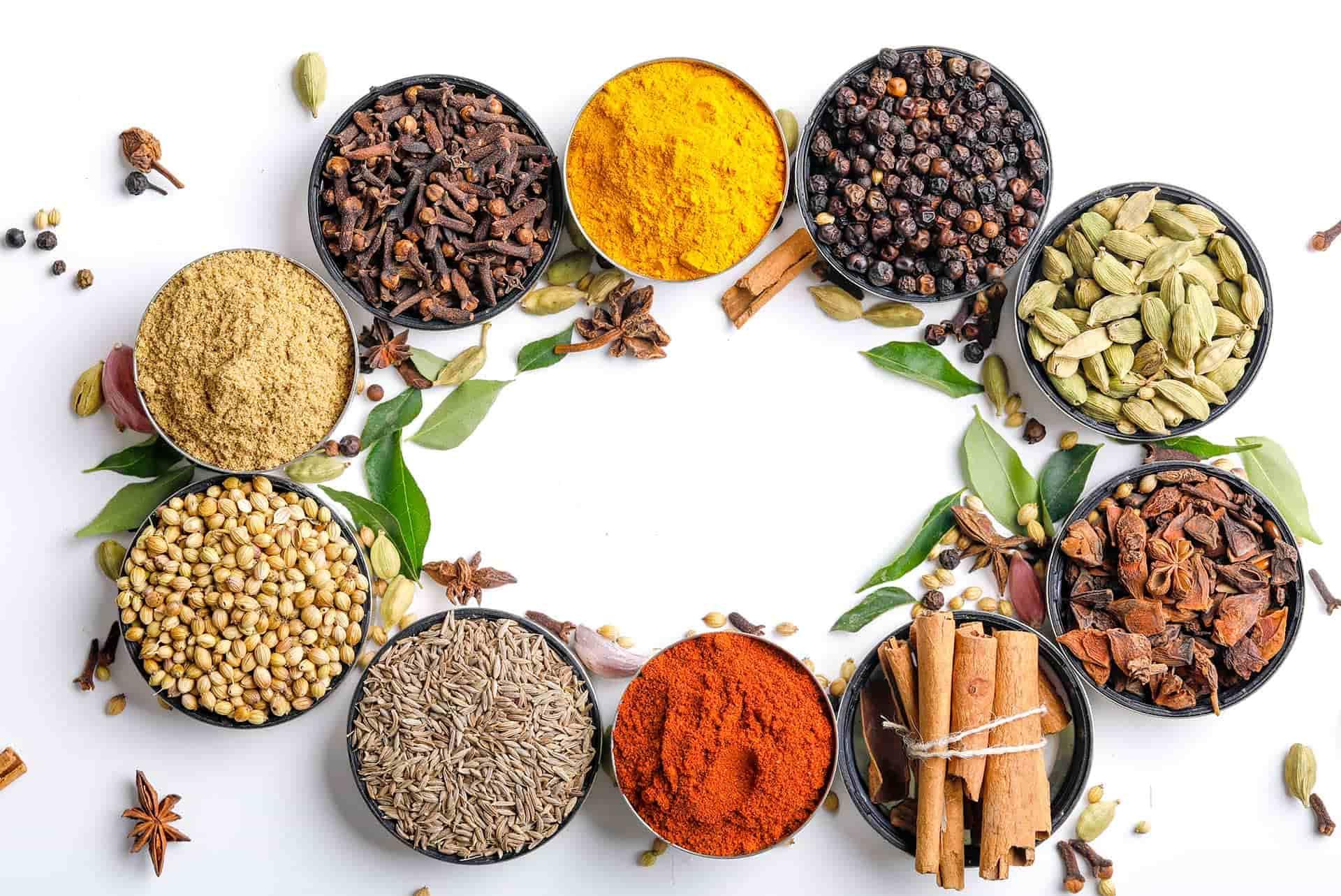 Baharat Ve Bitkilerin Sağlığa 4 Faydası
