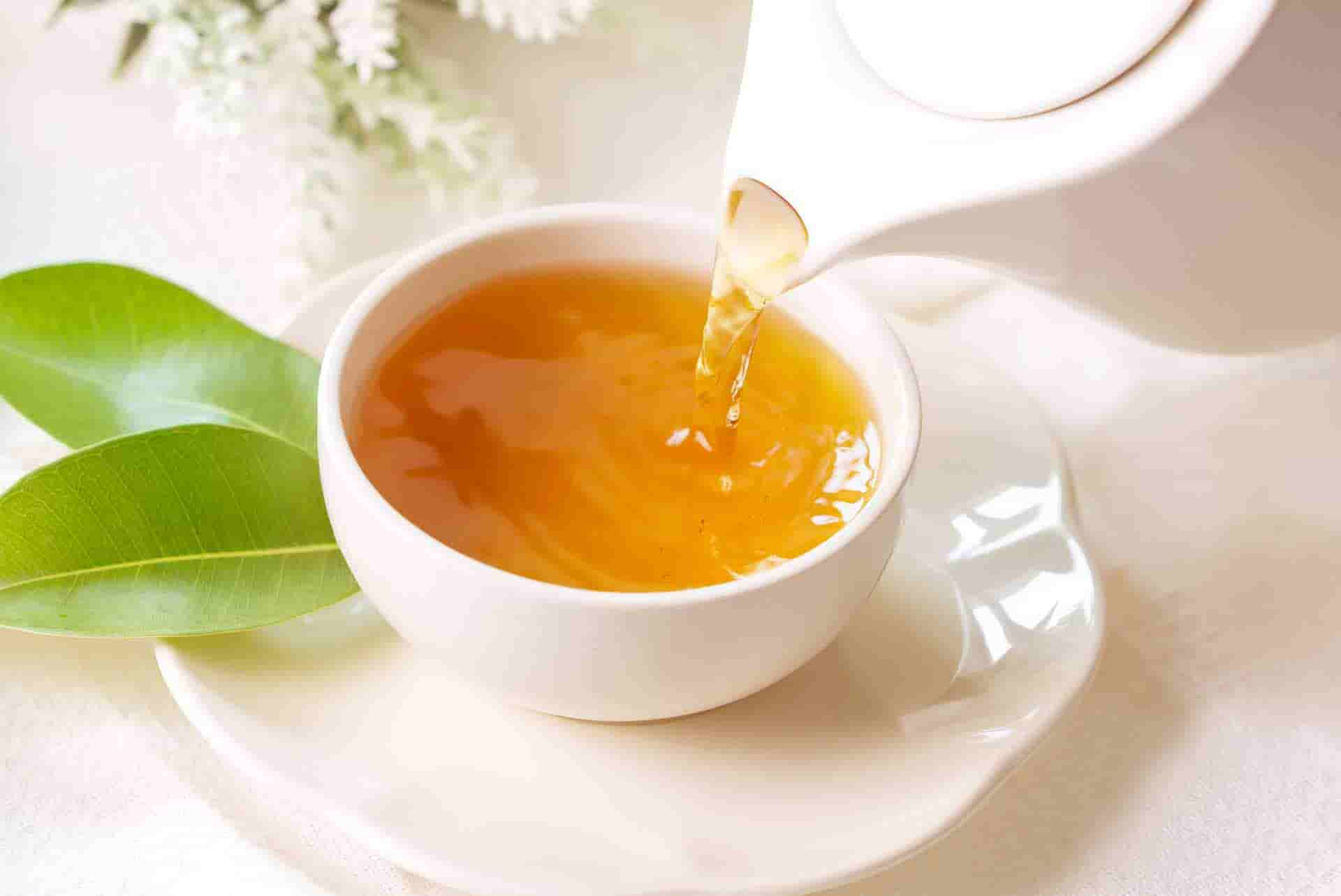 Beyaz Çay; Yağ Yakımını Hızlandırır Ve Kolesterolü Düşürür