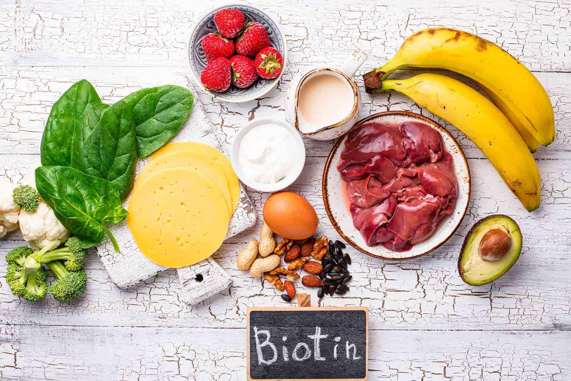 Biotin İçeriği En Yüksek 15 Süper Besin