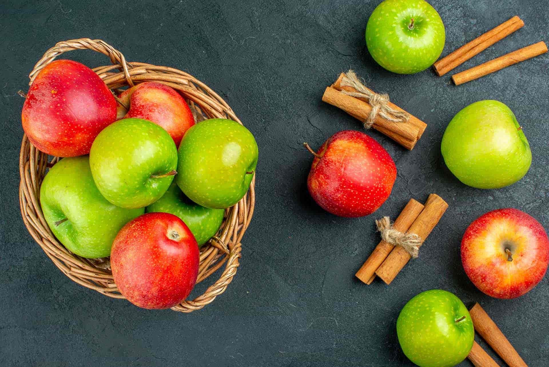 Elmanın İlk Kez Duyacağınız Faydaları