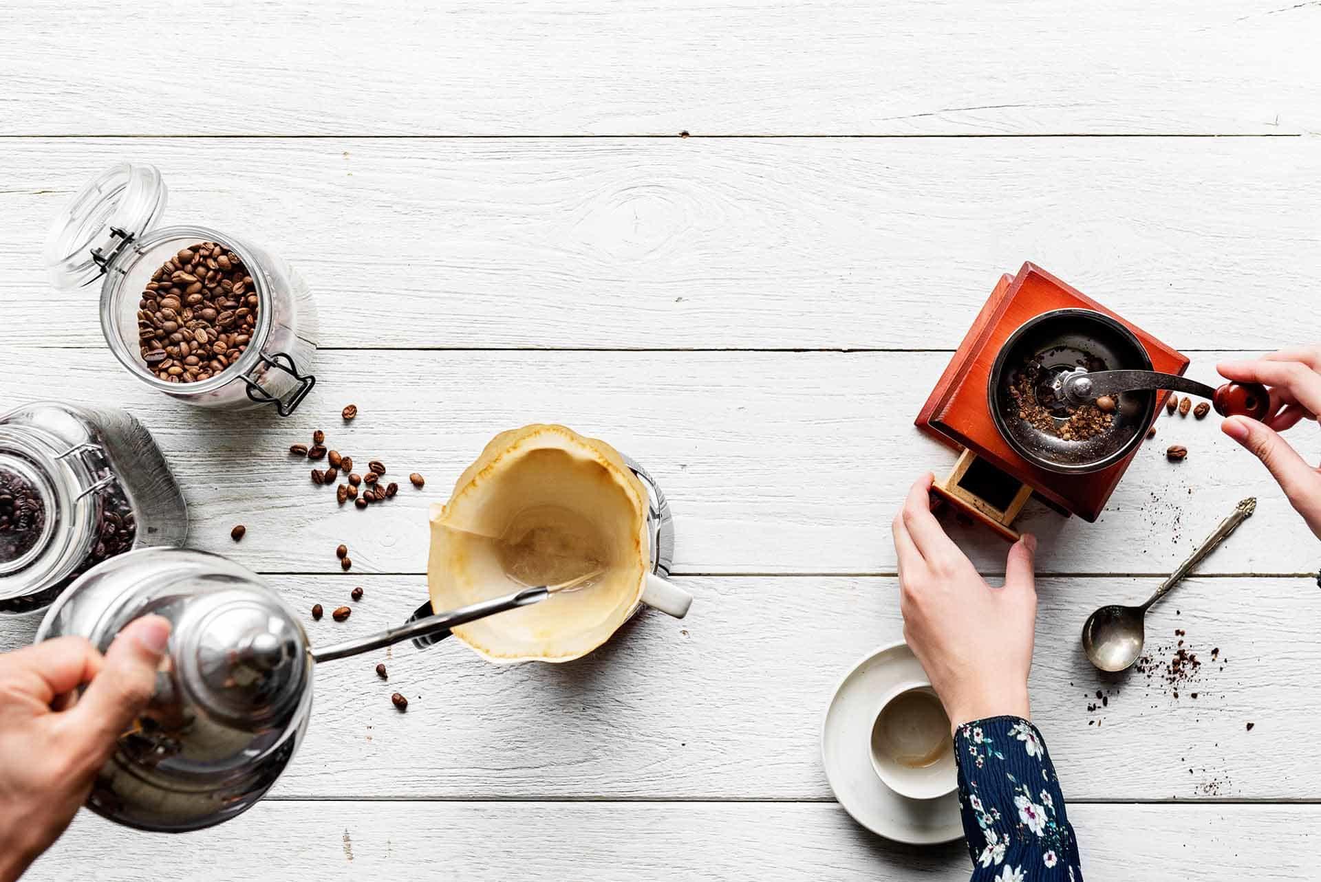 Kendinize Mükemmel Bir Kahve Demlemeyi Nasıl Öğrenebilirsiniz?