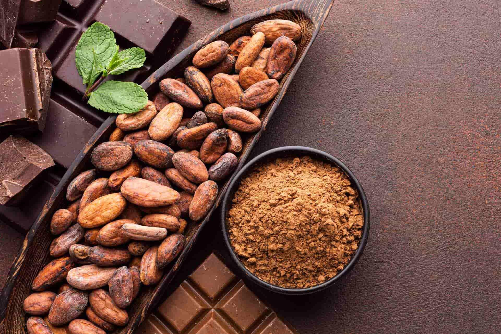 Kakao Çekirdeği; Ruh Haline İyi Gelir Ve Kilo Vermeye Yardımcıdır
