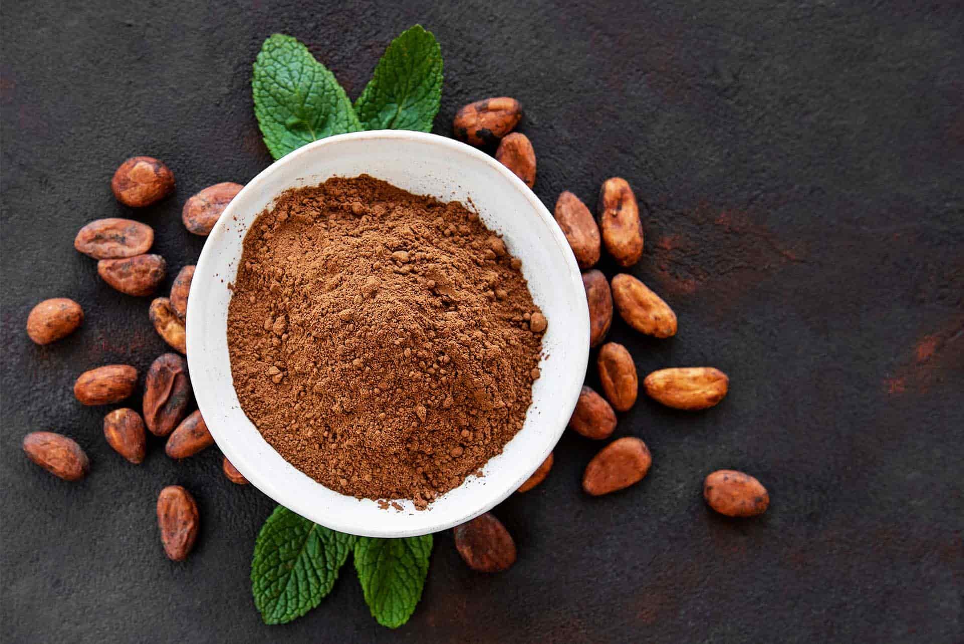 Kakao Tozunun Sağlığa Ve Güzelliğe Faydaları