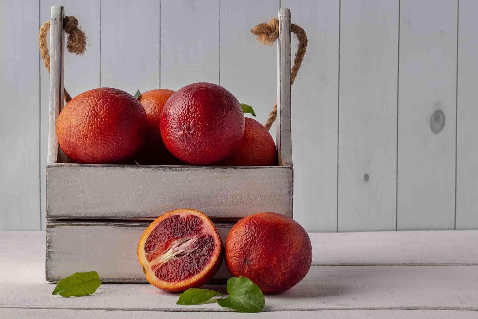 Antioksidan Oranı Yüksek Kan Portakalı ve Faydaları