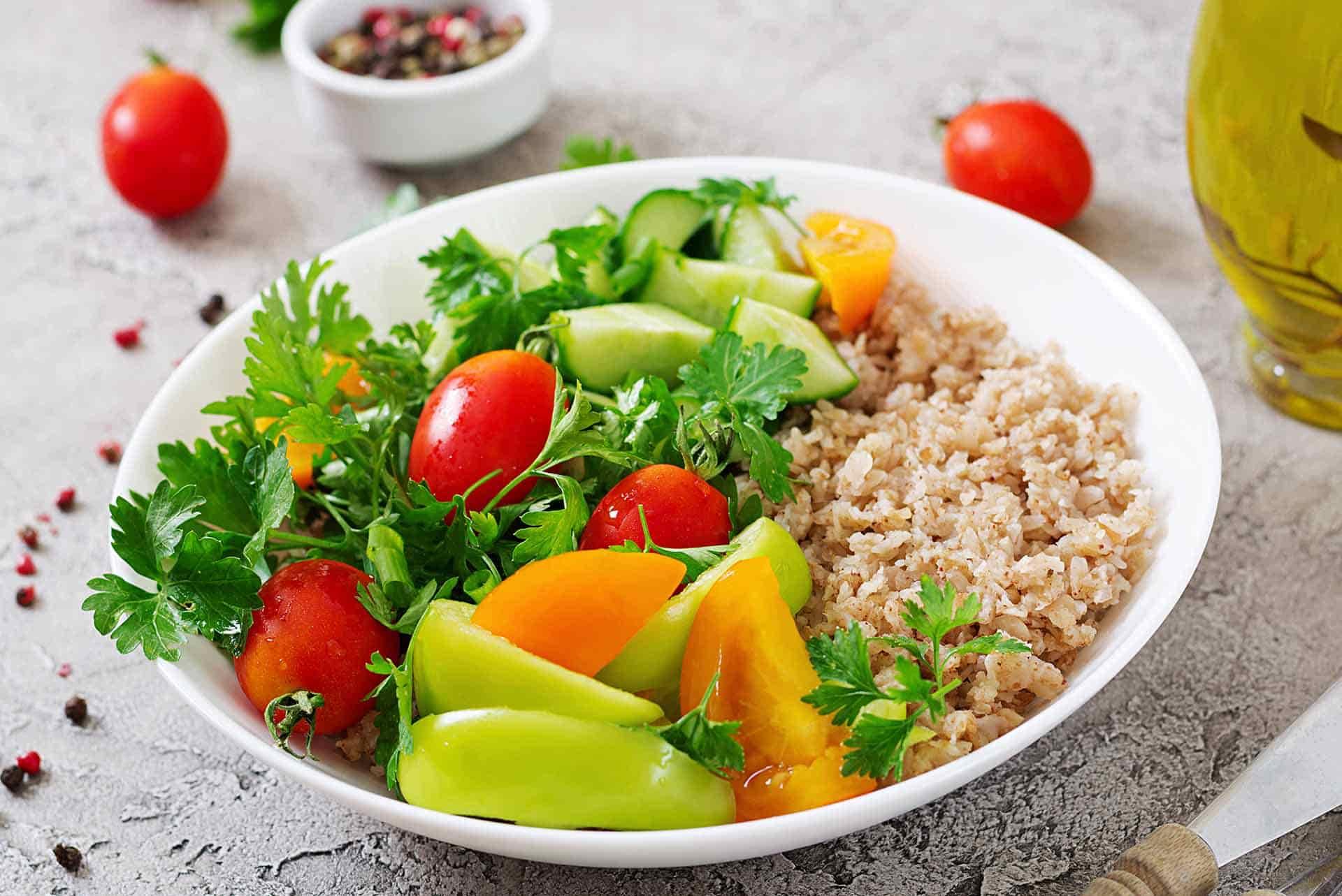 Kara Buğday Salatası Tarifi