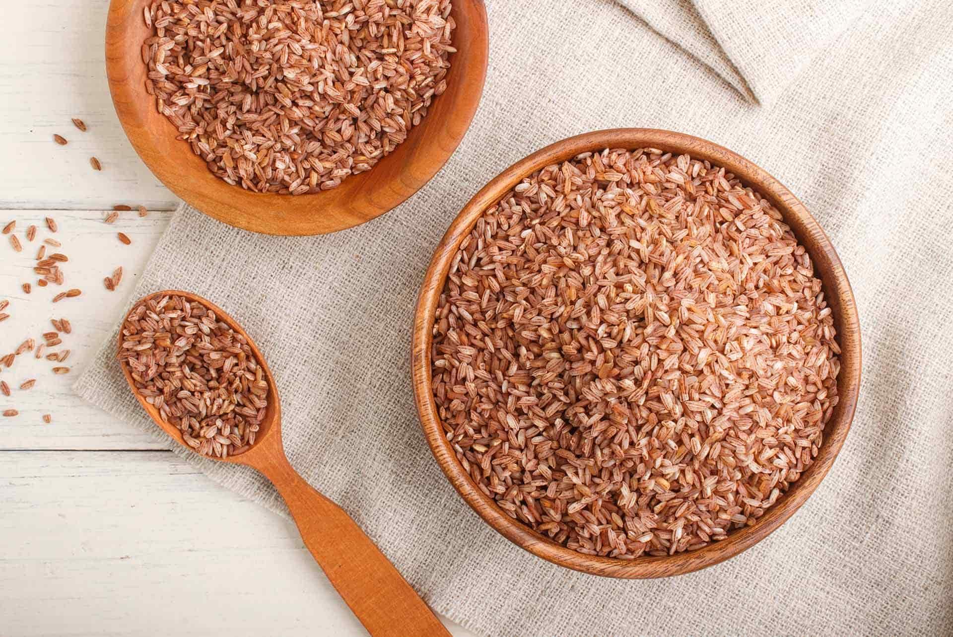 Kepekli Pirinç Ve Faydaları