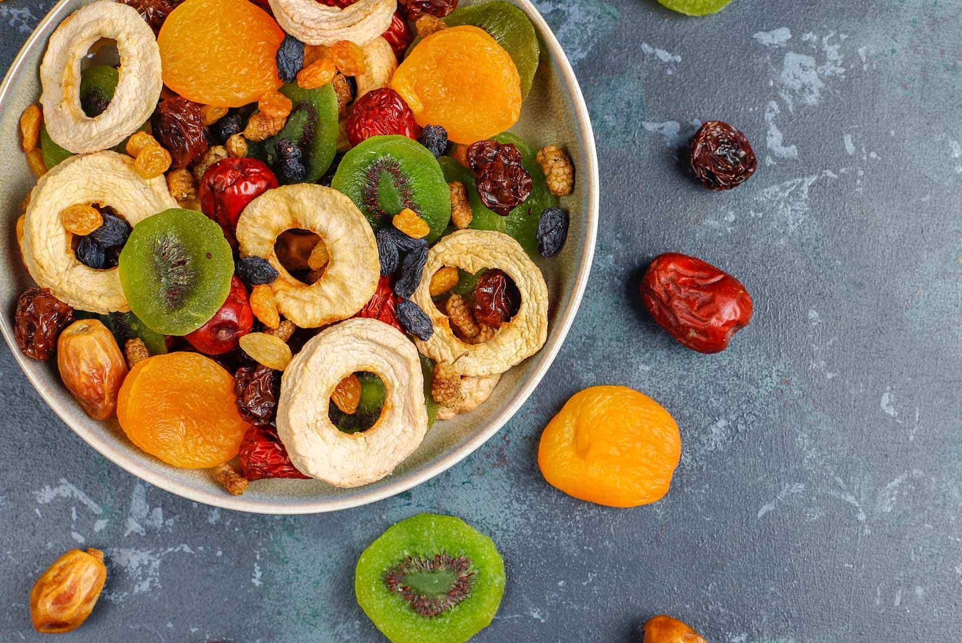 Kuru Meyveler Sağlıklı Mı?