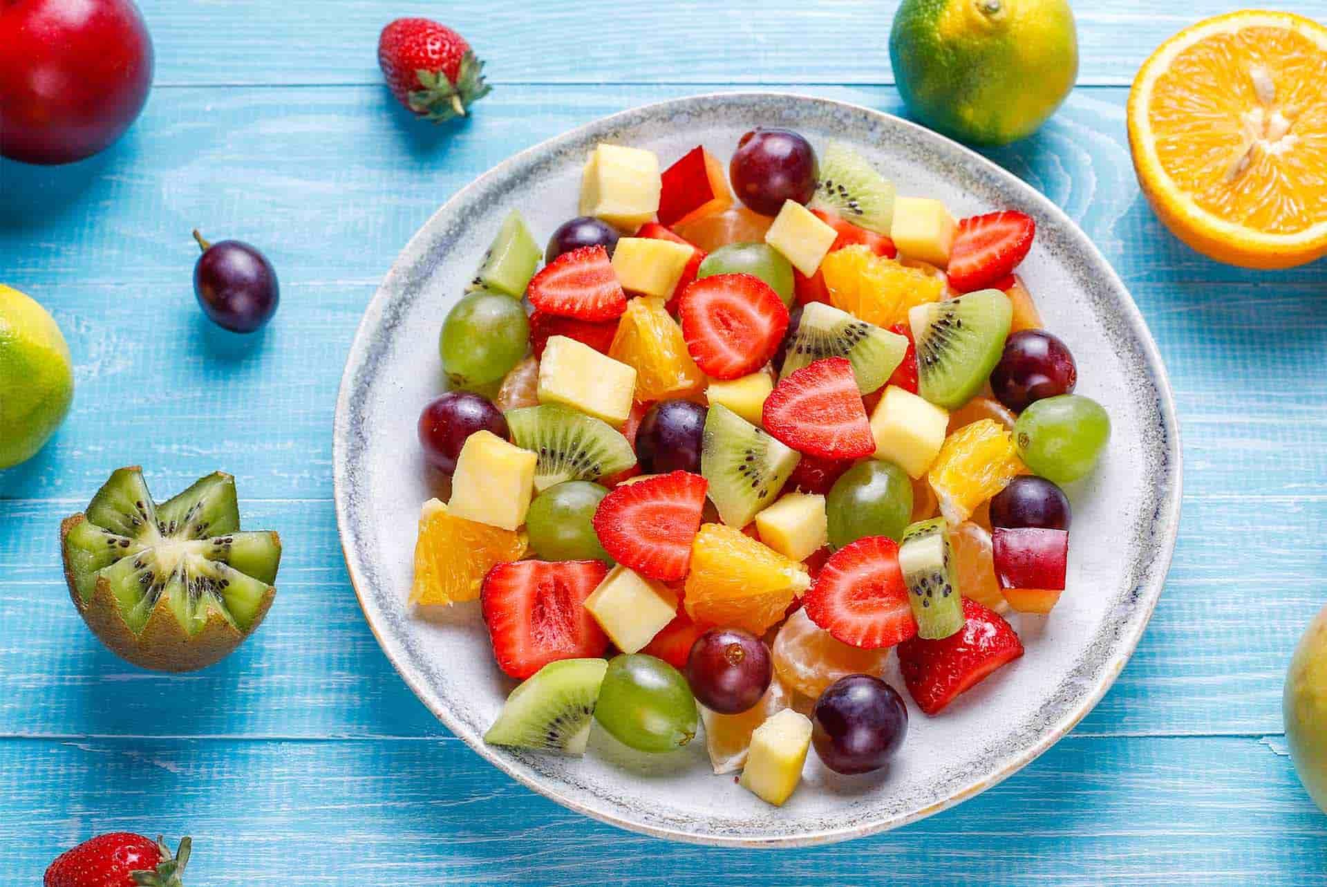 Diyette Meyve Tüketimi Nasıl Olmalı?