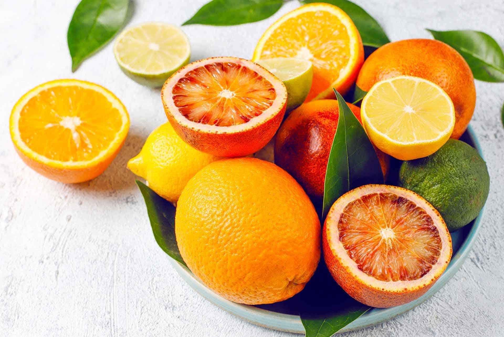 Narenciye Ve Süper Vitaminli 7 Çeşidi
