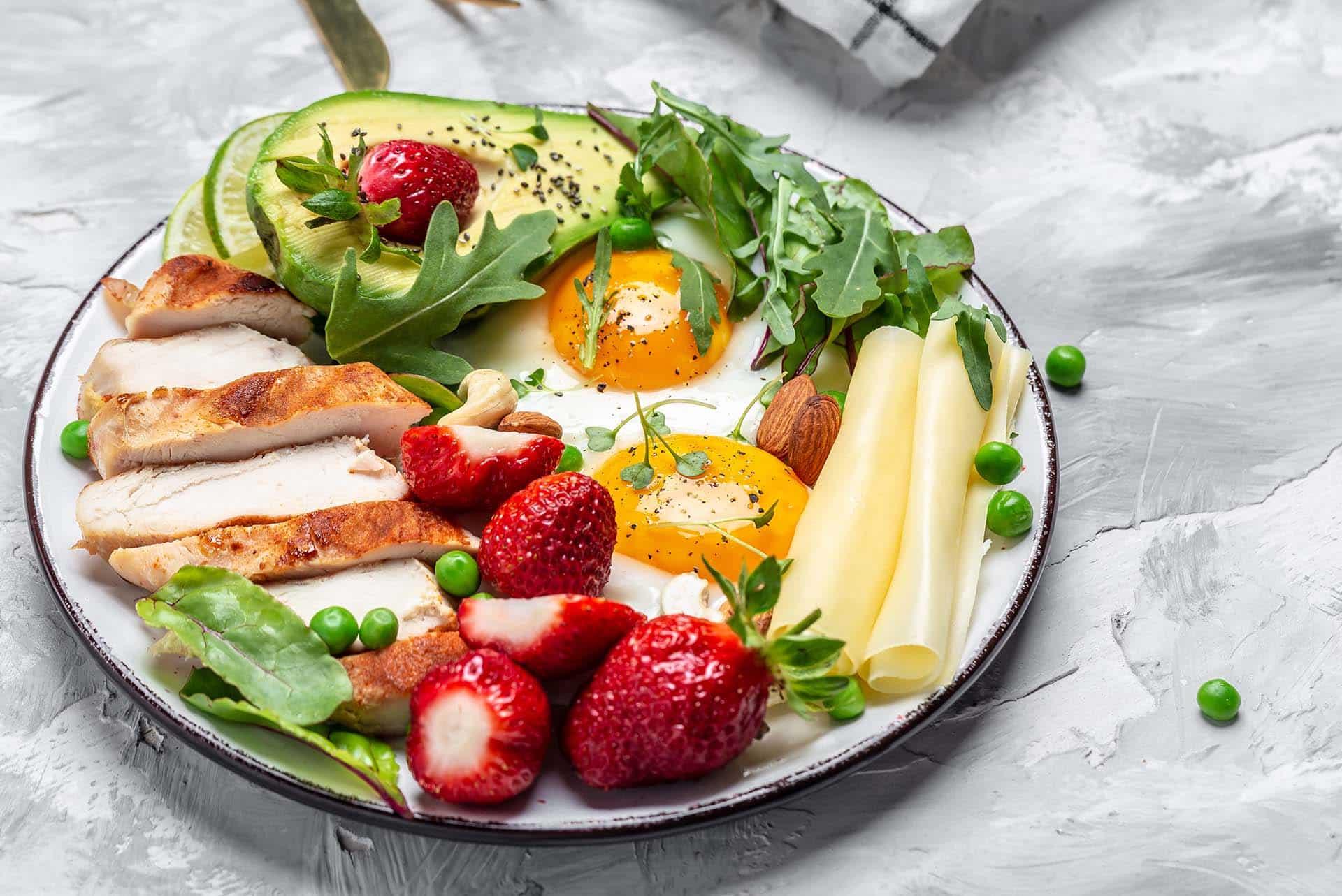 Yüksek Proteinli Kahvaltı Yiyecekleri
