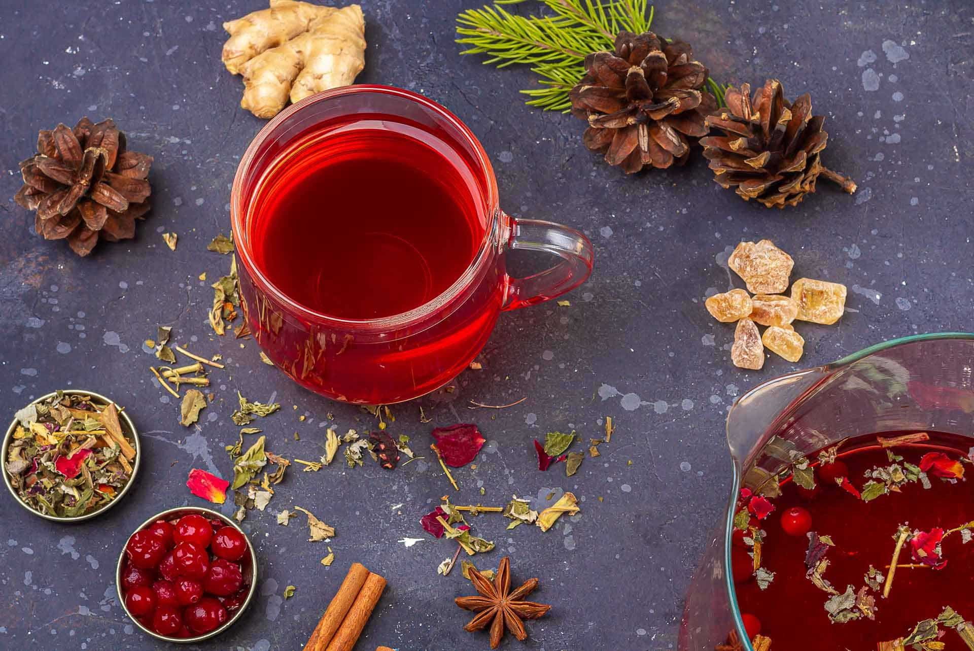 Rooıbos Çayının Sağlığa 6 Muhteşem Faydası