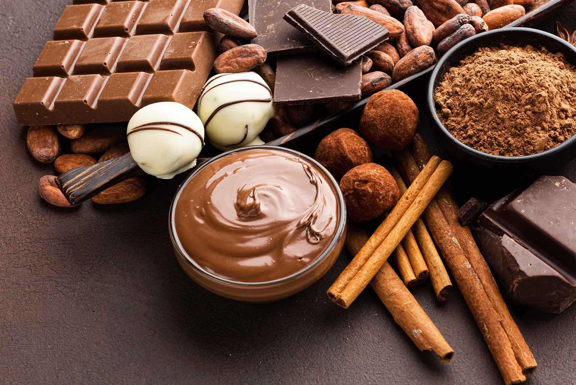 En Sağlıklı Çikolata Türü