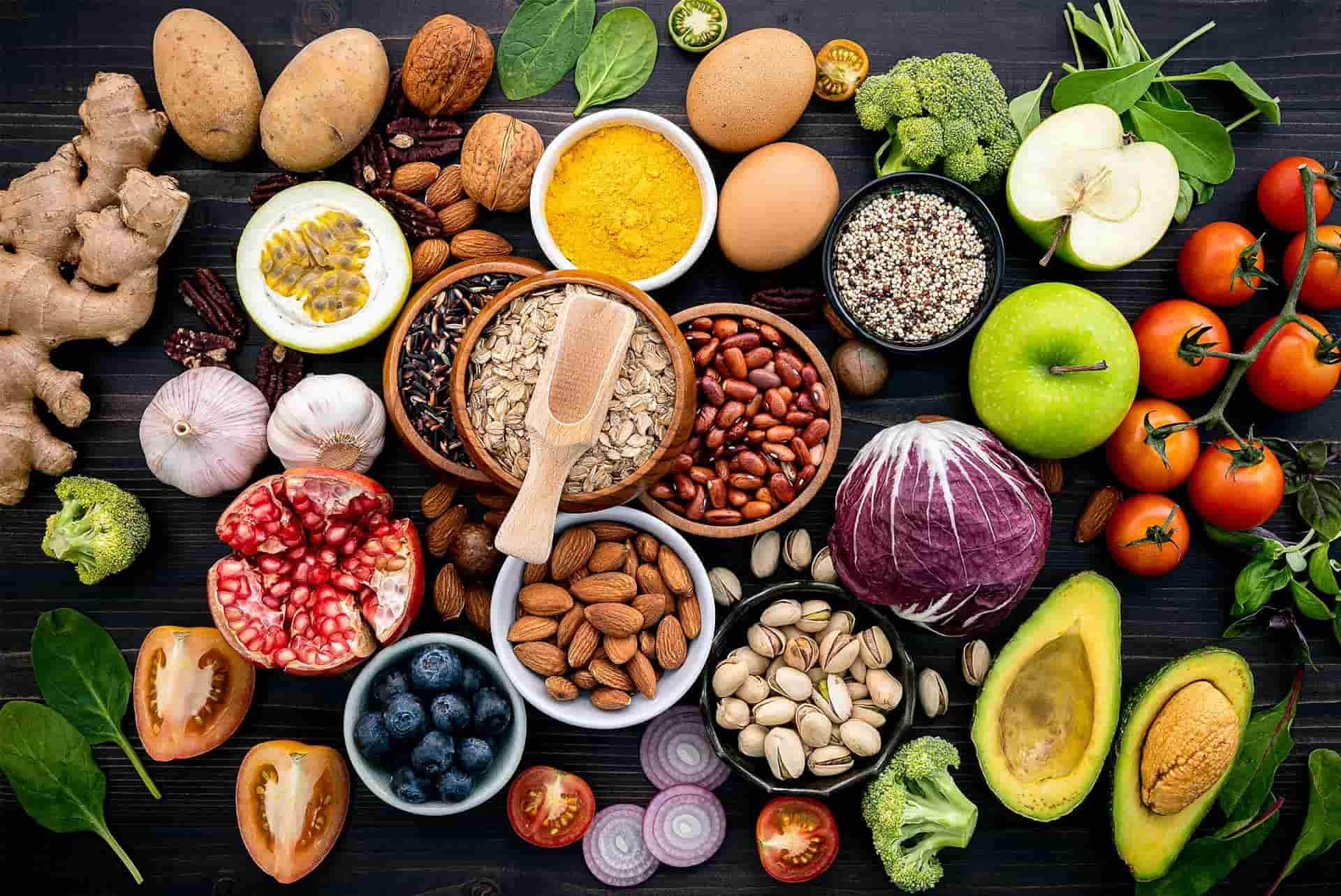 En Sağlıklı 50 Besin ve Başlıca Yararları